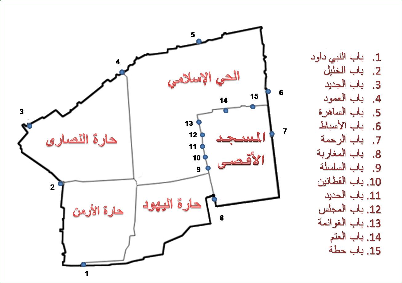 المسجد الأقصى ويكيبيديا