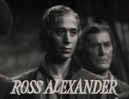 Image result for ross alexander in captain blood