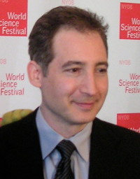 Brian Greene at the World Science Festival lau...