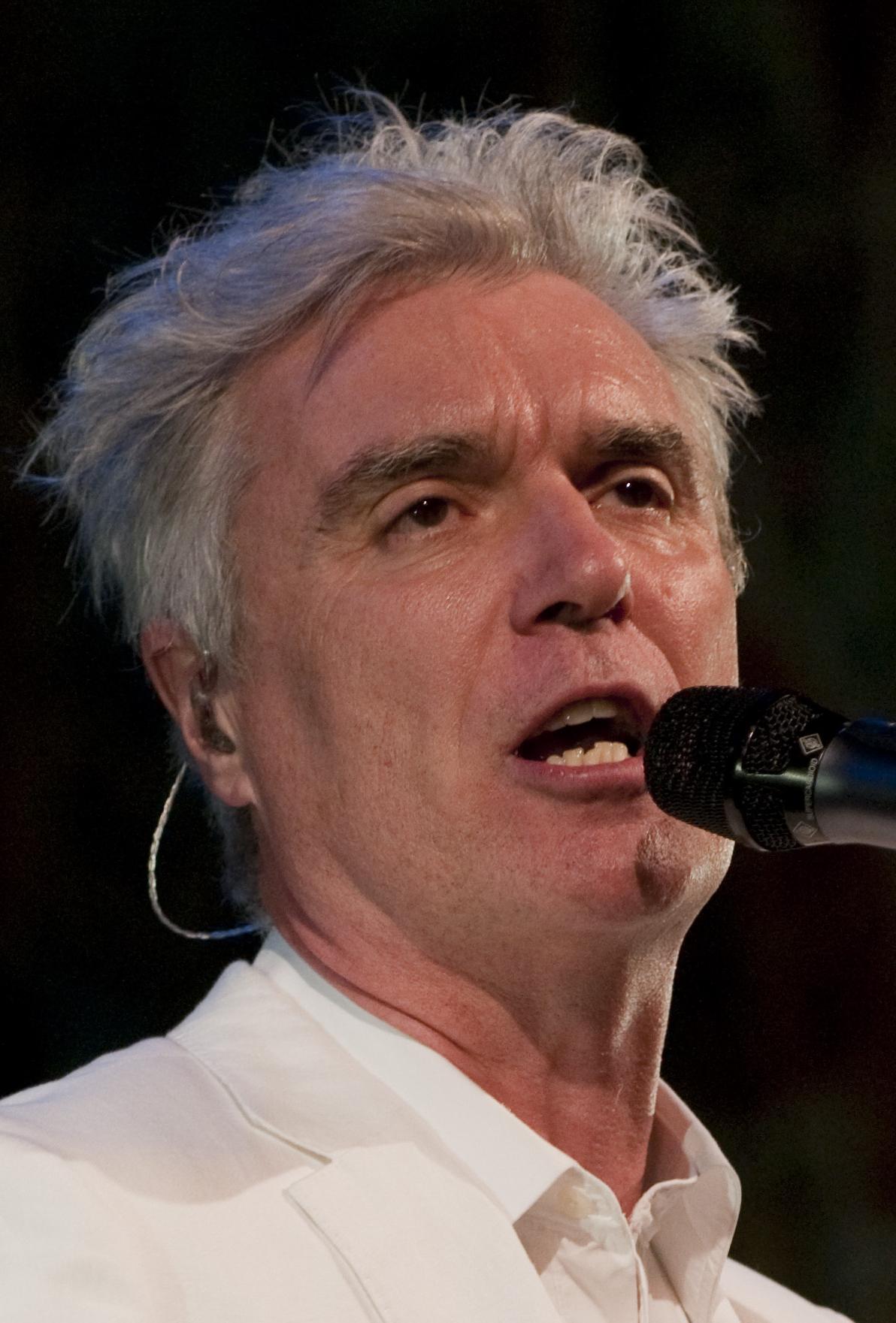 David Byrne Wikiquote