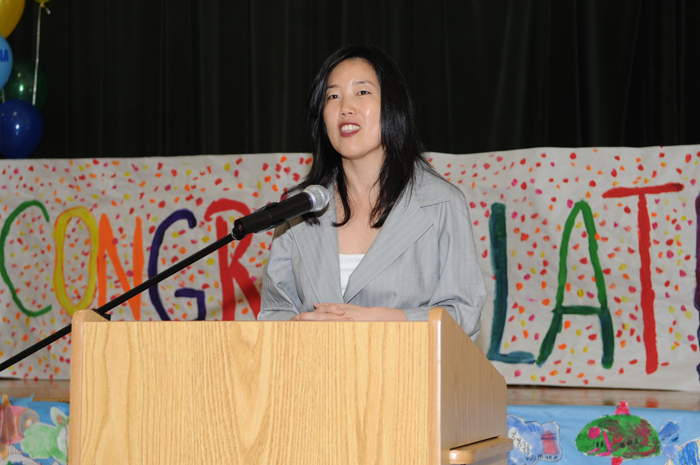 File:Michelle Rhee at NOAA.jpg