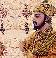 Shah Jahan, who commissionated the Taj Mahal