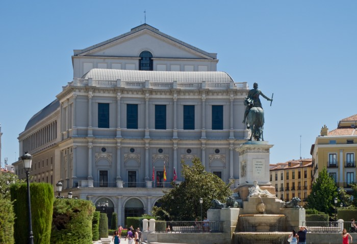 Teatro Real Madrid Wikipedia La Enciclopedia Libre