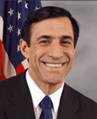 {{w|Darrell Issa}}, member of the United State...
