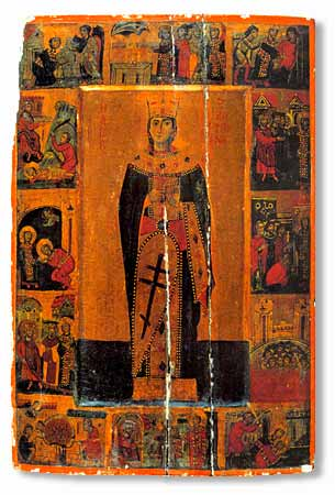 Icon of Catherine of Alexandria