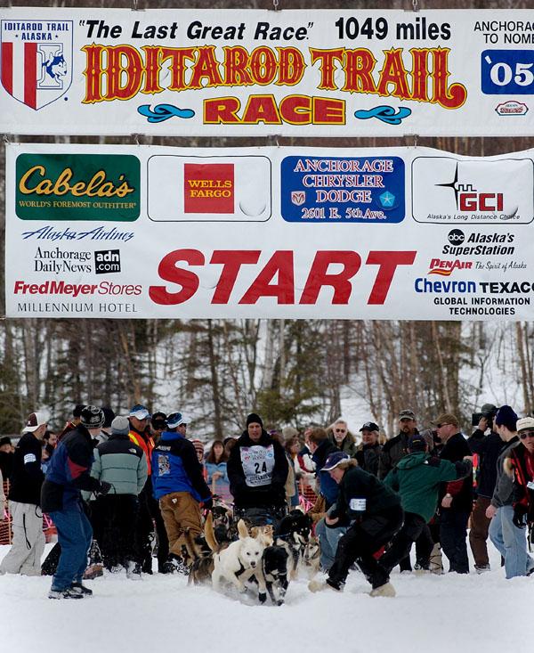The 'Iditarod'