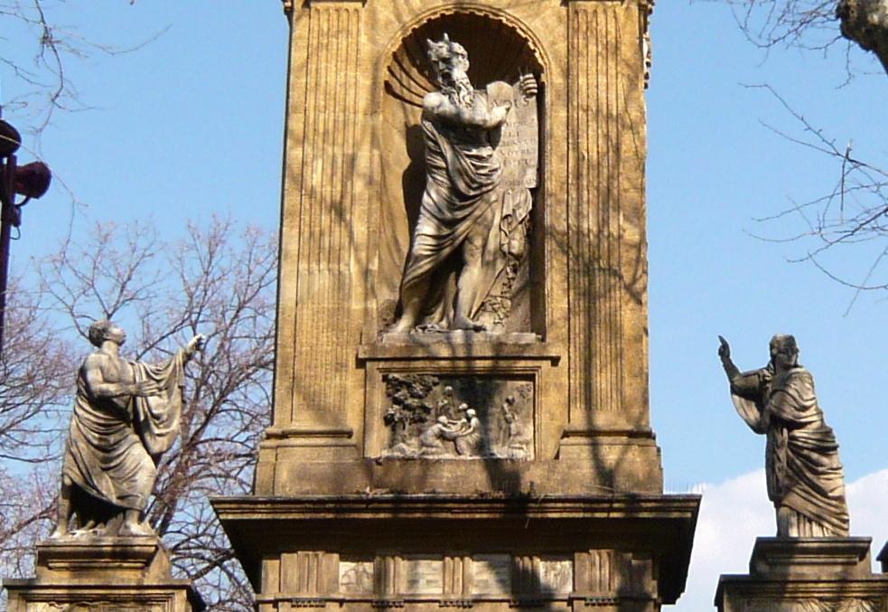 Mausolée Joseph Sec (Aix-en-Provence,1792)