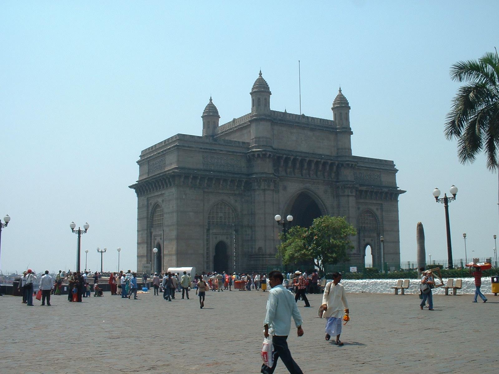 Mumbai (Bombay) Gateway of India
