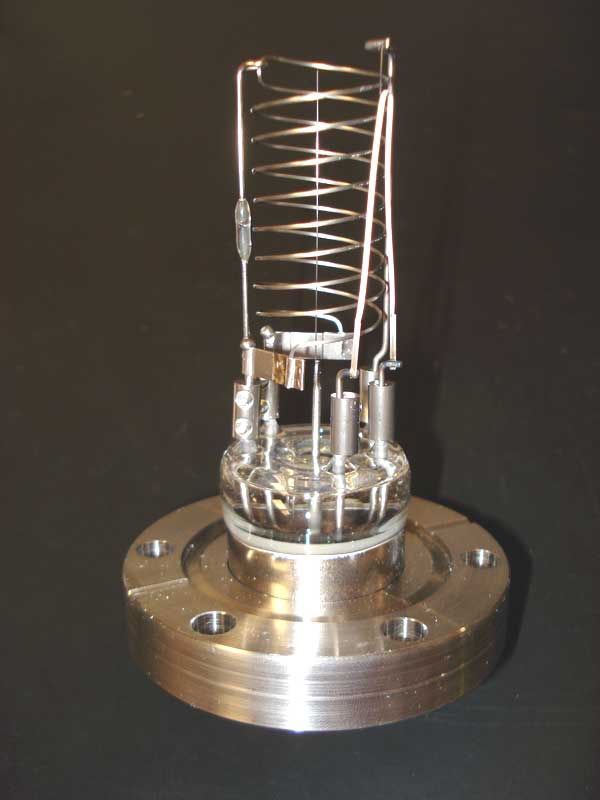 Hot Filament Ionization Gauge Wikipedia