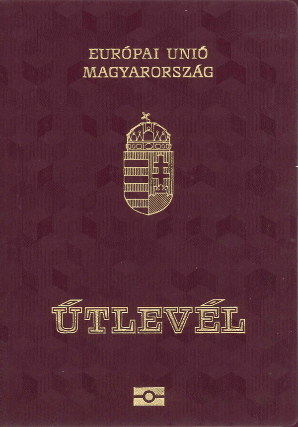 Hungarian Passport Wikipedia