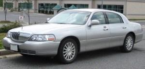 Lincoln Town Car  Wikipedia