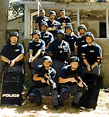 Special Response Team of the US Mint Police