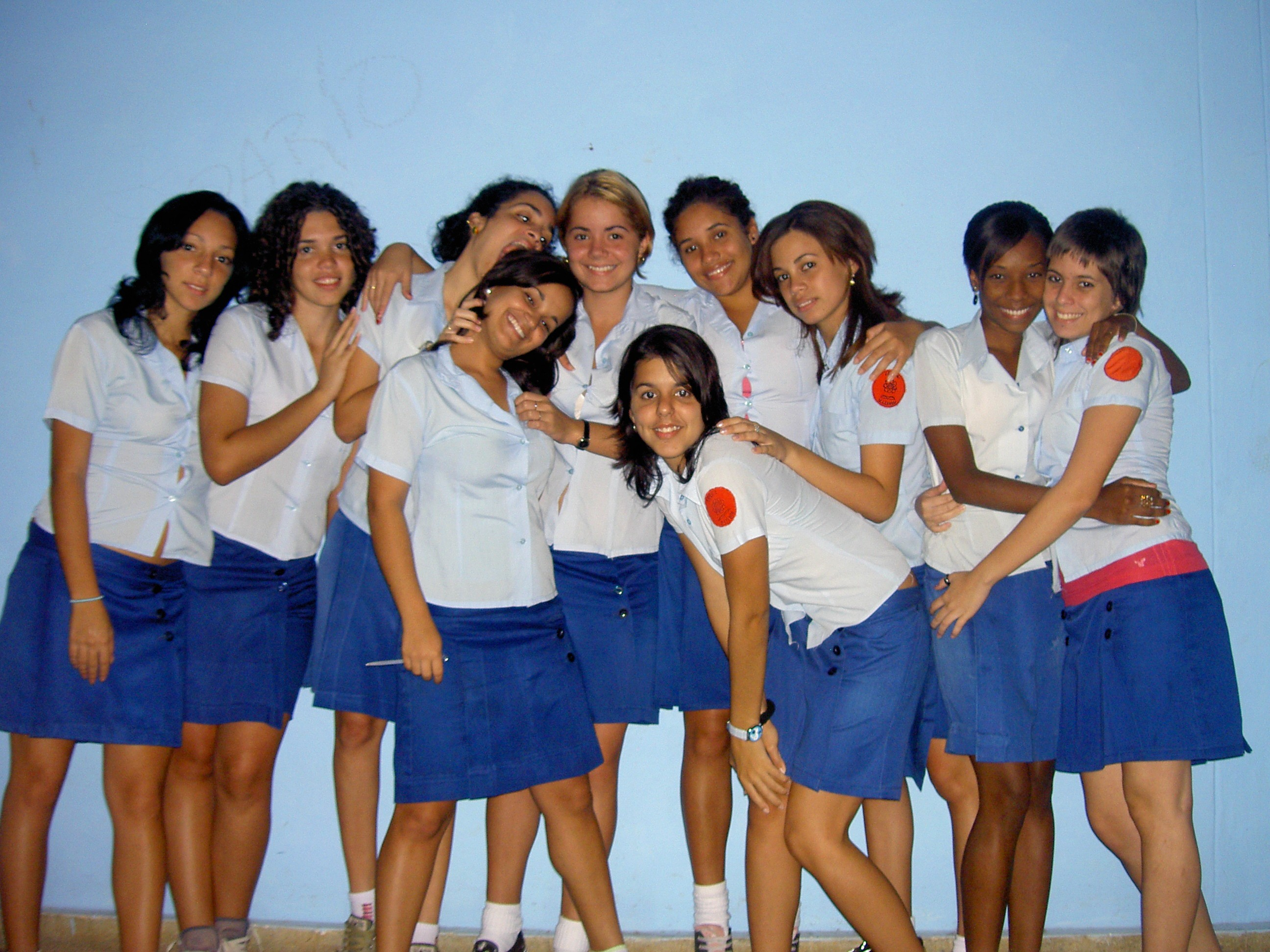 Cuban People Physical Characteristics