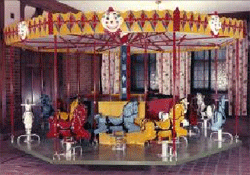English: Miracle Carousel 1960