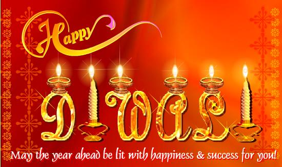 Happy Diwali Wishes Letter