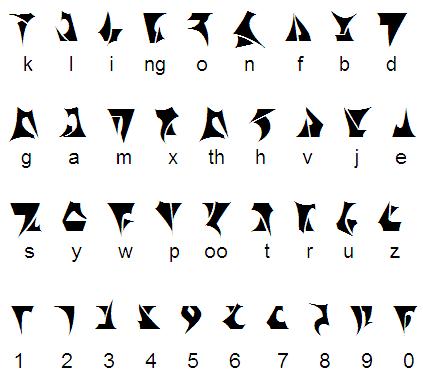Alfabeto klinzhai del klingon.png
