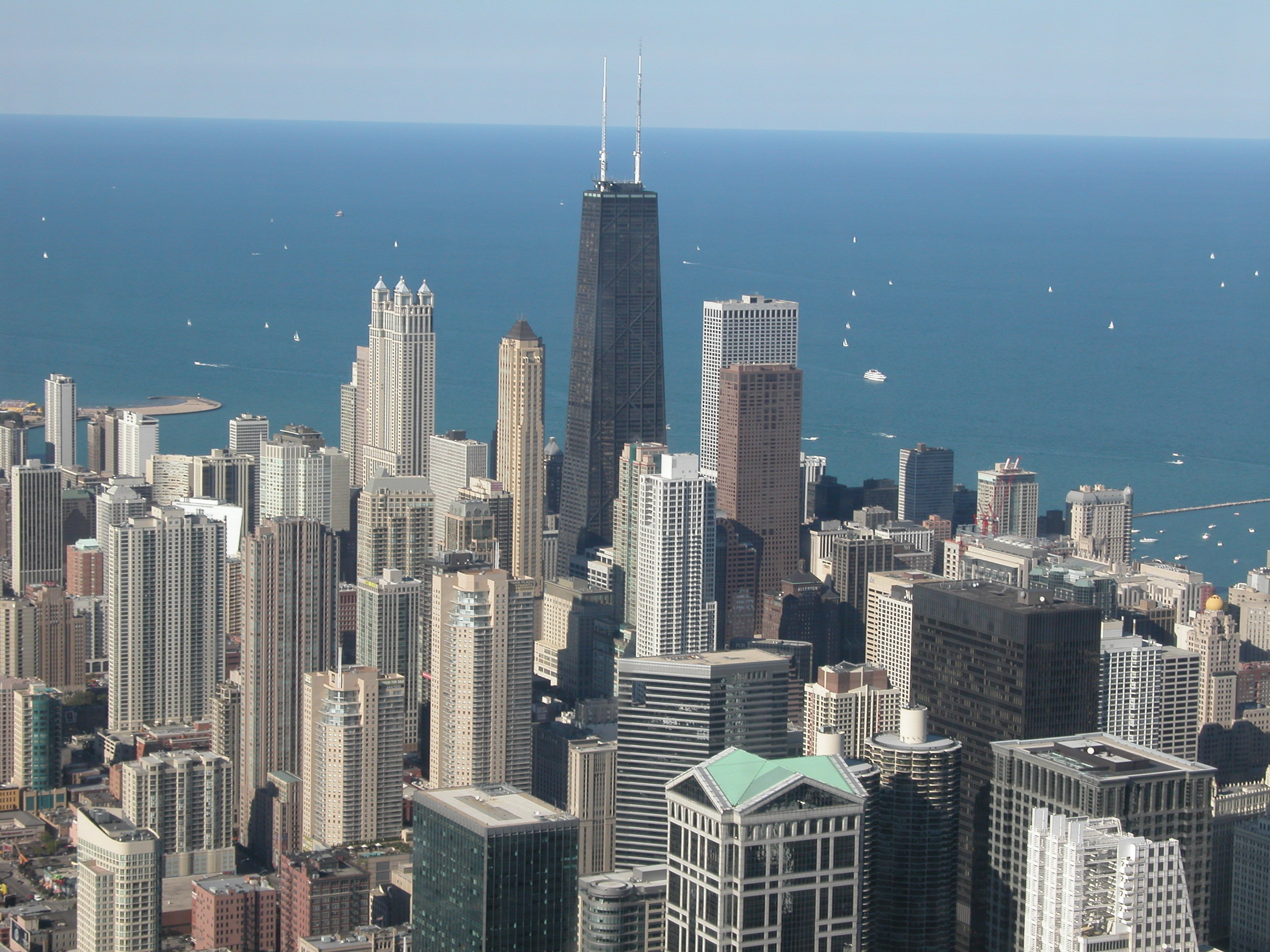 Сиърс Тауър в Чикаго