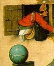 Detail from Netherlandish Proverbs