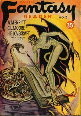 English: Cover of the fantasy fiction magazine...