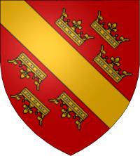 Français : Blason 68 Haut-Rhin France.