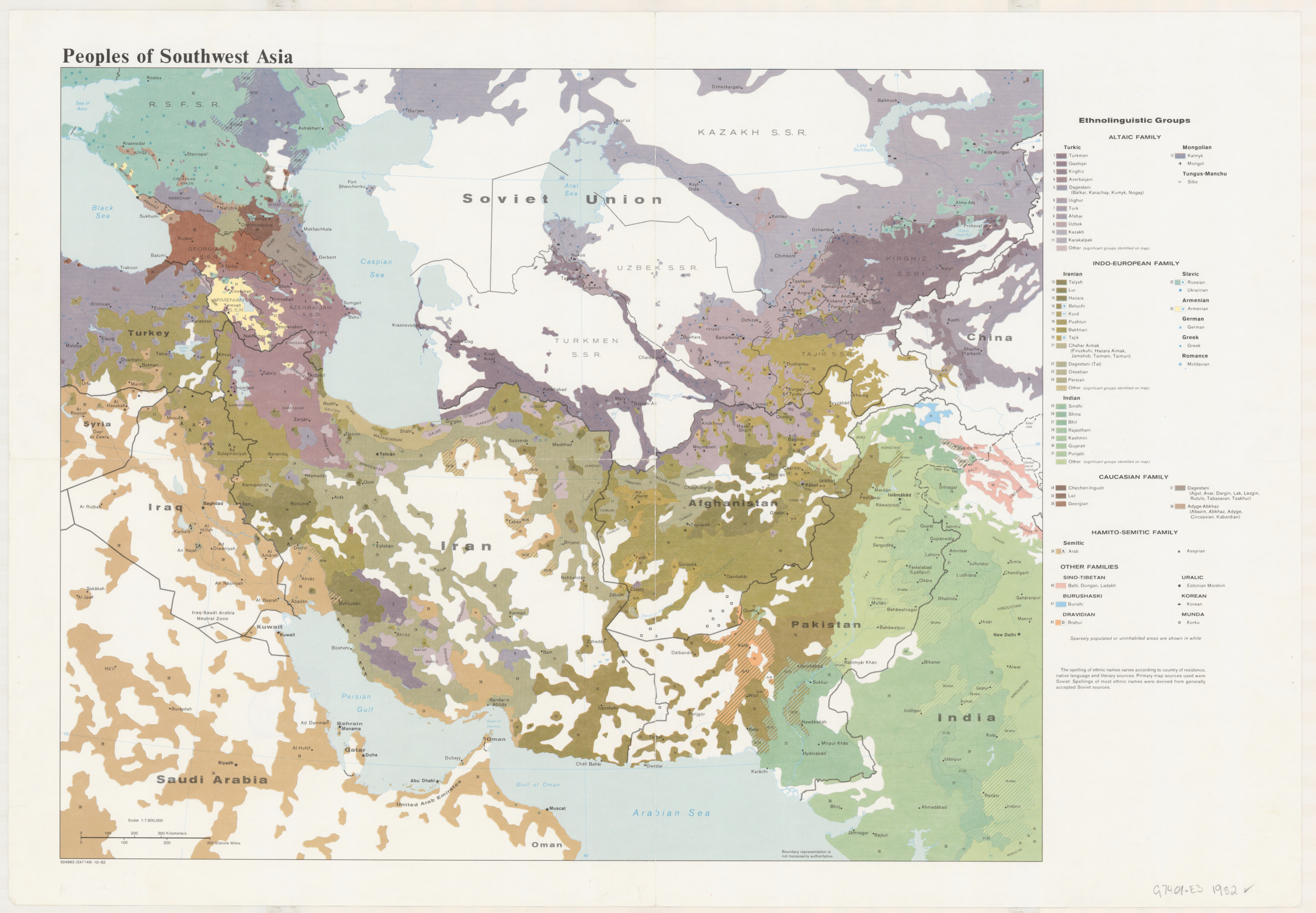Ethnic Groups In The Middle East Wikipedia