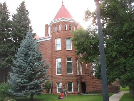Old Main on NAU Campus