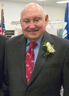 Truett Cathy, founder of Chik-fil-a