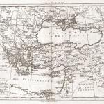 File 1780 Raynal And Bonne Map Of Turkey In Europe And Asia Geographicus Turquieeurope Bonne 1780 Jpg Wikimedia Commons