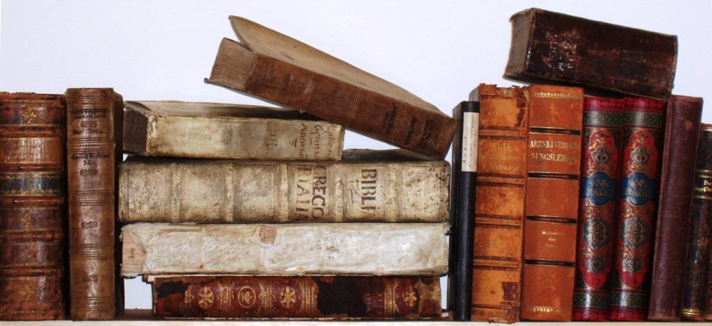 old books photo