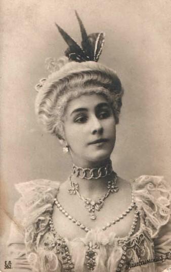 Image result for Mathilde Kschessinska