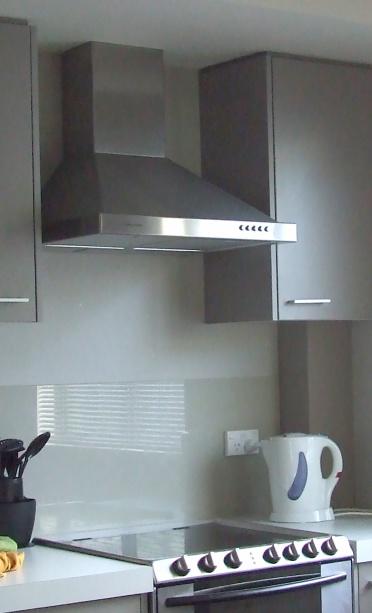 Home Fresh Air Intake System