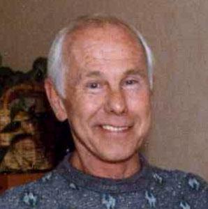 Johnny Carson portrait