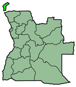 Cabinda e Angola