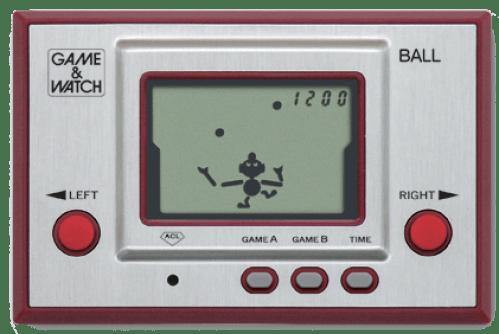 Resultado de imagen de Game & Watch