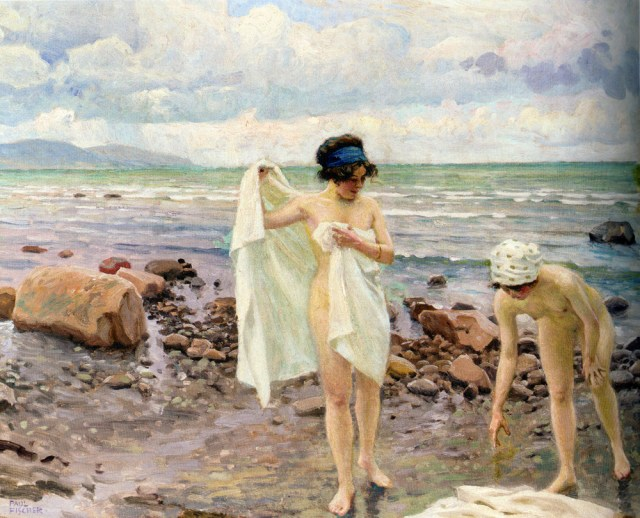 Paul Fischer Badende Kvinder (The Bathers).jpg