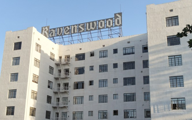 The Ravenswood Wikipedia