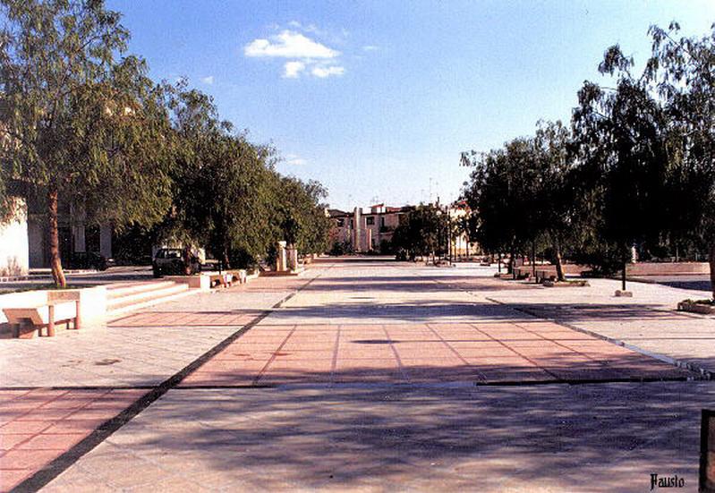 """Italiano: Piazza """"Martiri di Modena""""..."""