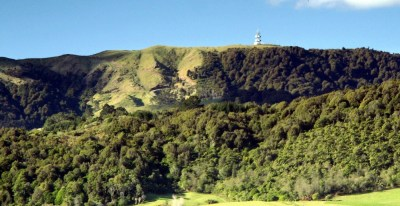 Kaimai Range - Wikipedia