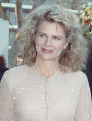Candice Bergen at the 62nd Academy Awards