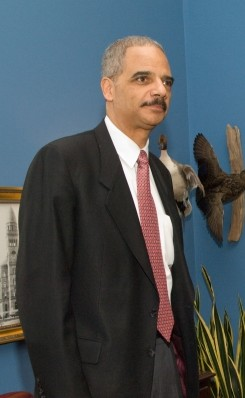Eric Holder, Attorney General Nominee