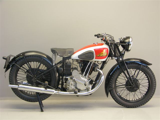New Imperial KK Model 76 500 cc motorcycle fro...