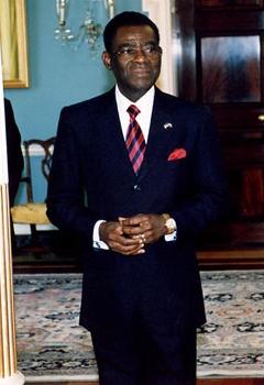 His Excellency Teodoro Obiang Nguema Mbasogo, ...