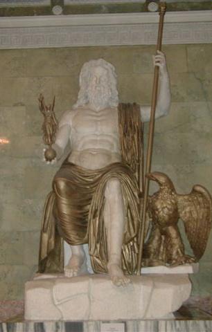 Αποτέλεσμα εικόνας για ο αετός του Μεγάλου Θεού των Ελλήνων ...του Δία.