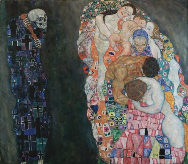 Gustav Klimt — Death and life
