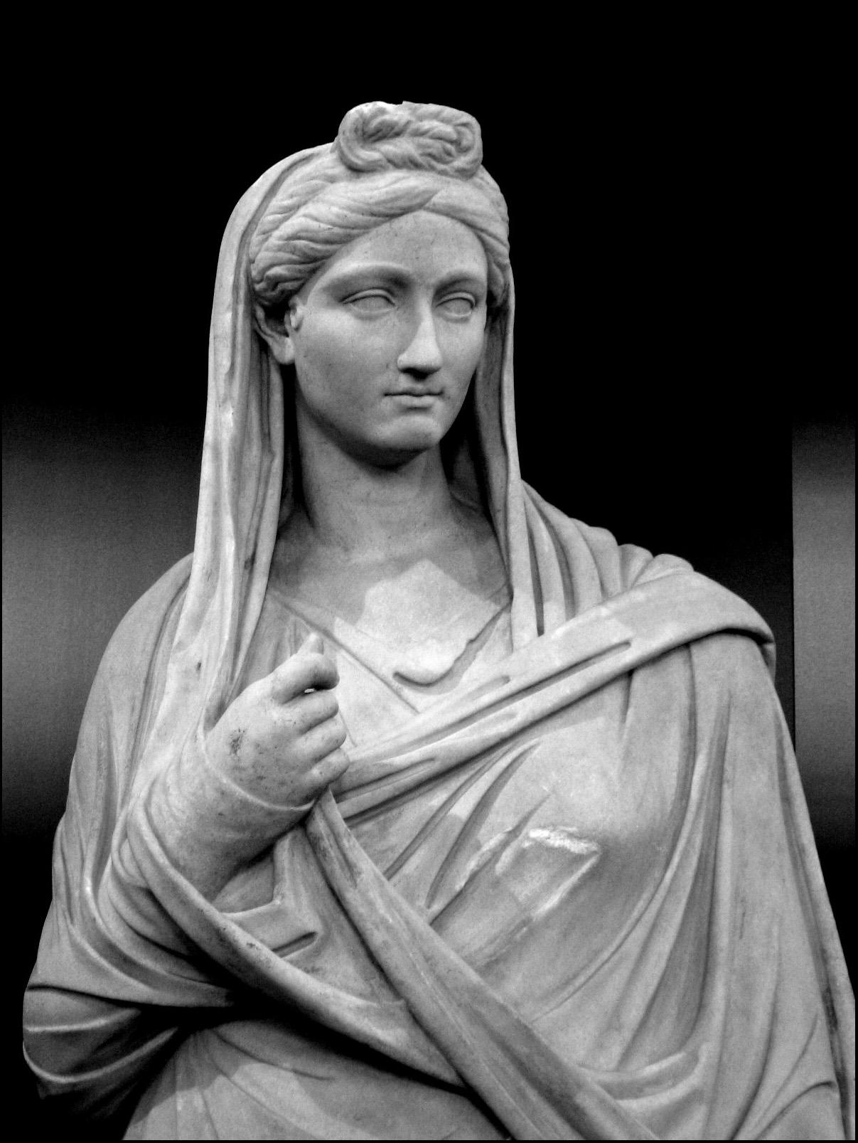 Mulher romana