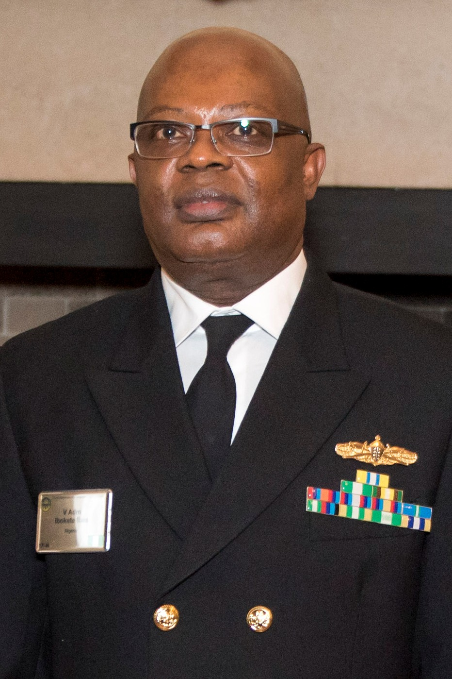 Naval Officers Eulogise Koshoni, late Former Chief Of Naval Staff