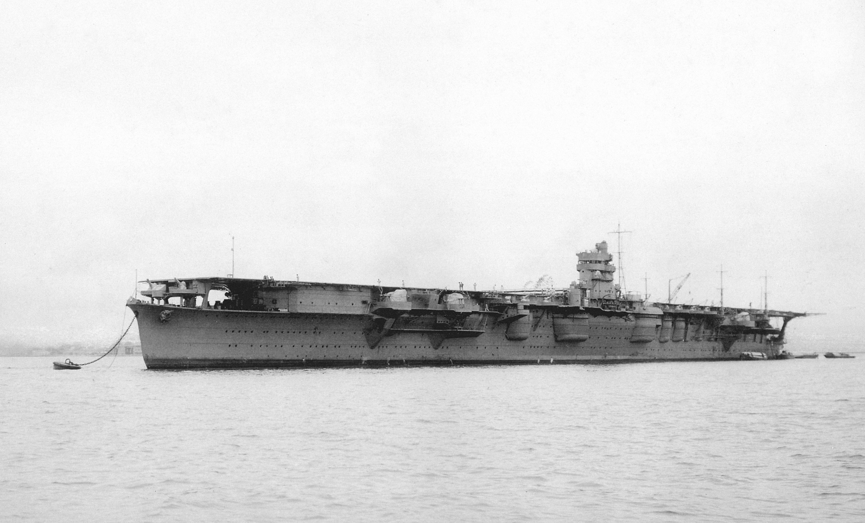 Japanese Aircraft Carrier Hiry Character Not Recognized By String Index Category Pages With