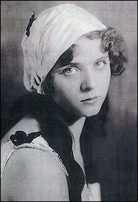 Olive Thomas at the New Amsterdam Theatre
