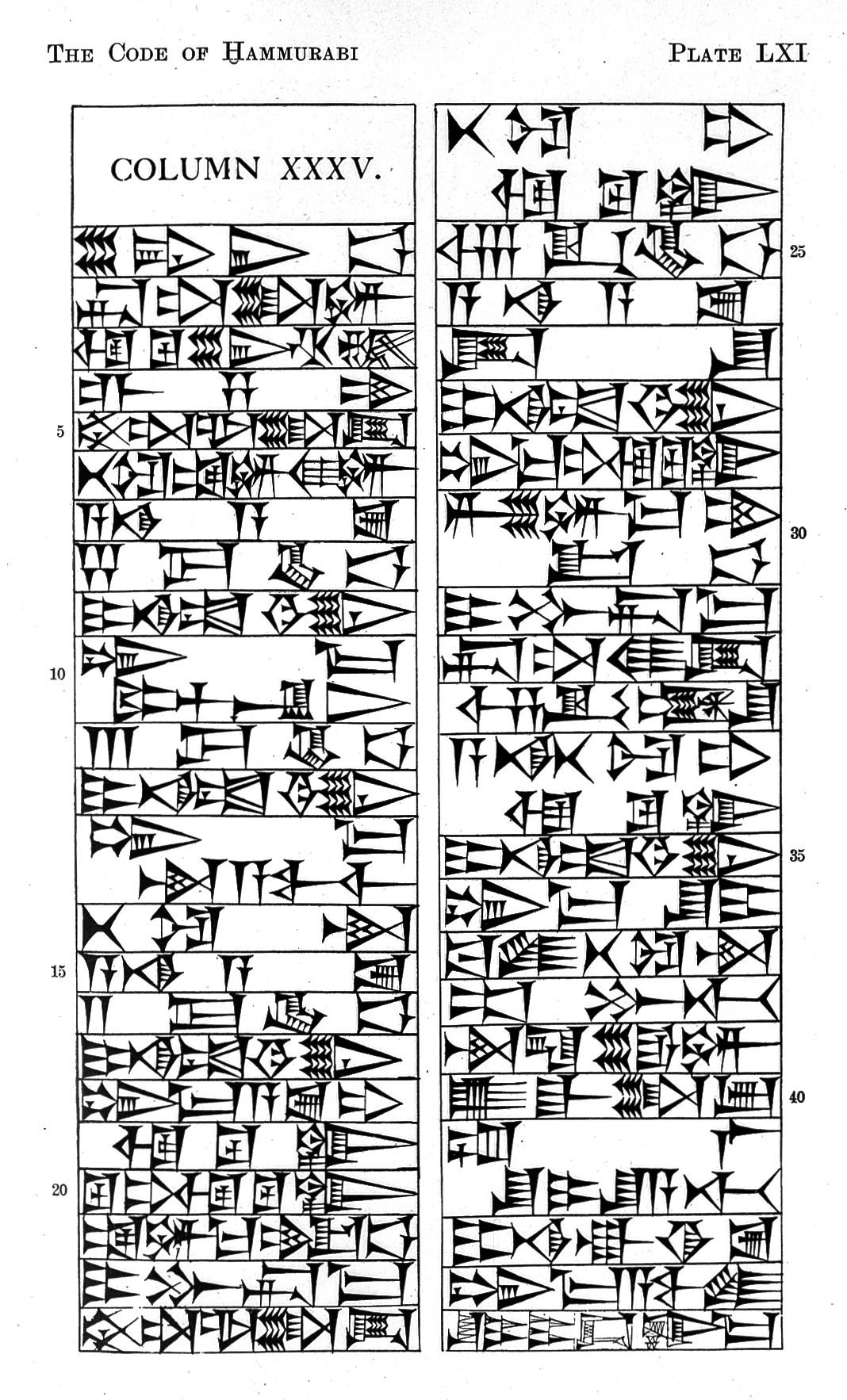File R F Harper The Code Of Hammurabi King Of Babylon