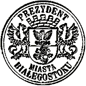 Official seal of Białystok